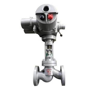 J941H electric flange globe valve