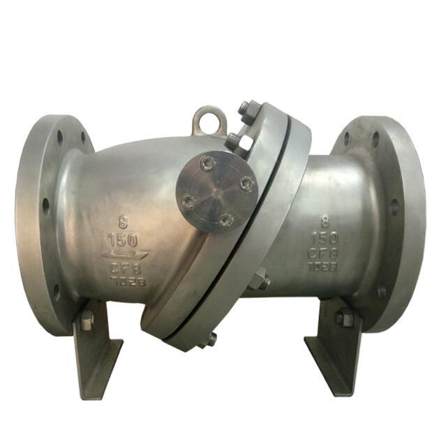 Flange Tilting disc check valve