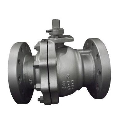 DN80 3 inch floating ball valve