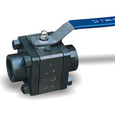 PN320 32Mpa high pressure ball valve