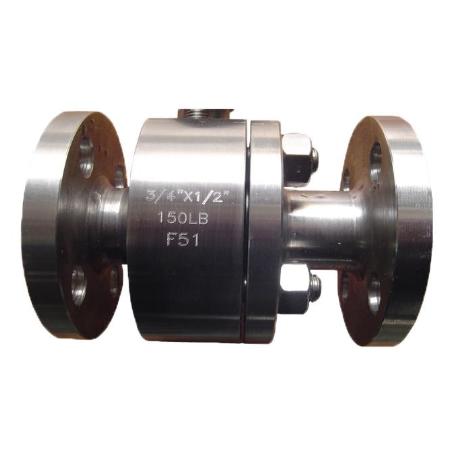 A182 F51 Duplex ball valve