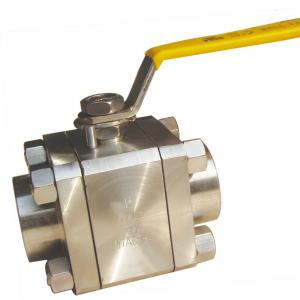 PN250 25Mpa Forged ball valve