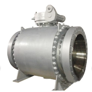 16 Inch trunnion ball valve 600LB