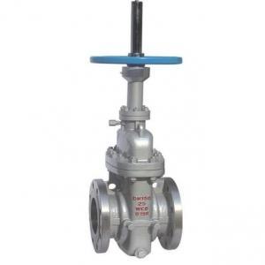 Through conduit slab gate valve