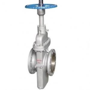 Z43WF Natural gas slab gate valve