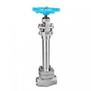Low temperature cryogenic gate valve