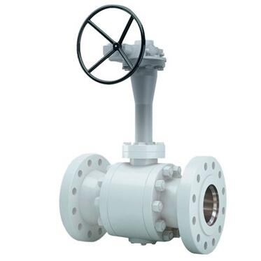 Low temperature cryogenic ball valve