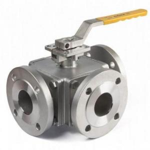 3 way diverter ball valve