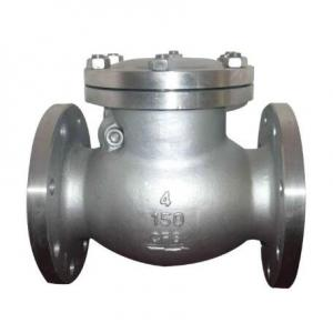 4 inch stainless steel swing check valve